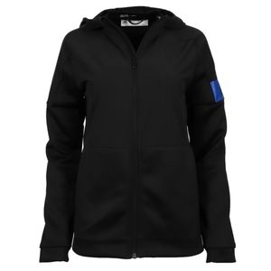 NWT Adidas Womens Full Zip Hooded Game Mode Jacket